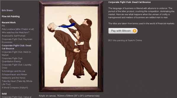 Gambar Corporate fightclub